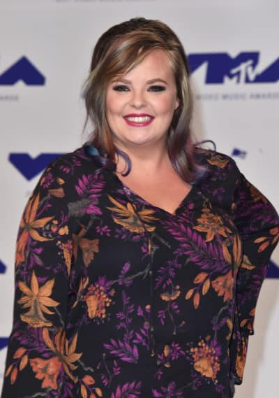Catelynn Lowell at MTV VMAs