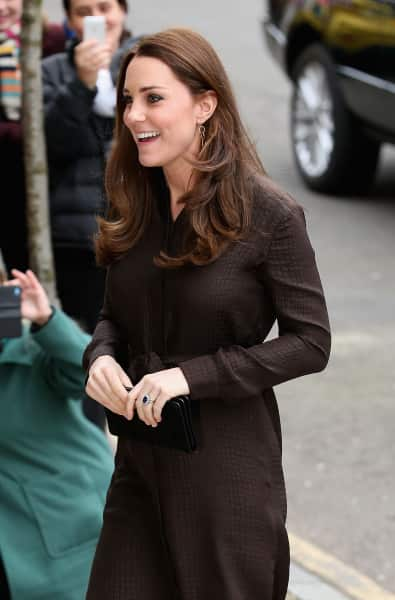 Kate Middleton Bandaged Finger