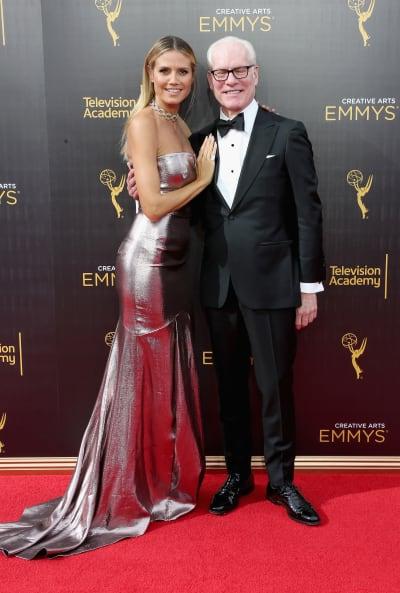 Heidi Klum and Tim Gunn Together