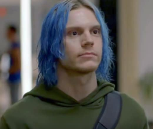 Evan Peters for FX