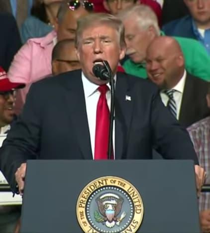 Donald Trump in FL