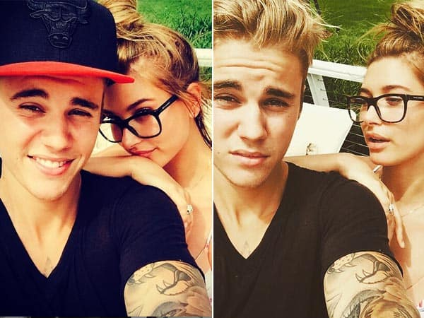 Who is dating justin bieber mom likes