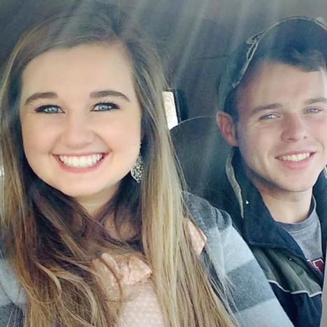 Joseph and Kendra Duggar Picture
