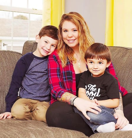 Kailyn, Lincoln and Isaac