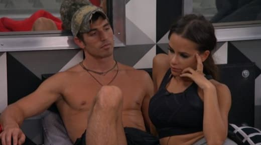 Cody and Jessica on Big Brother
