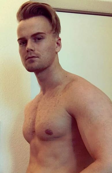 Jesse Meester of 90 Day Fiance