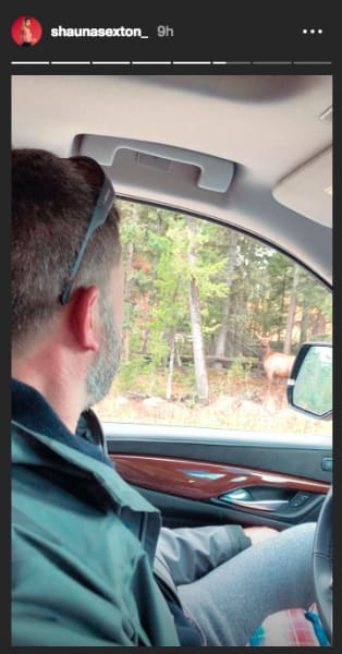 affleck driving