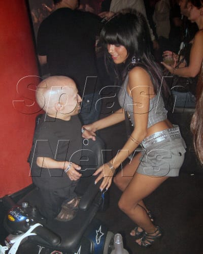 verne troyer sex tape pictures  312976