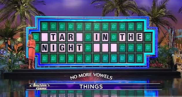 Thing  Wheel of Fortune Answer Cheats