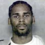 R kelly booking photo
