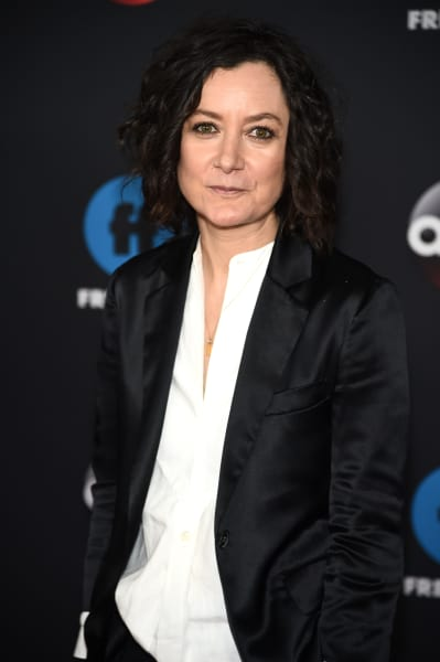 Sara Gilbert on a Red Carpet