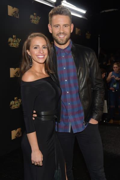 Vanessa and Nick Viall Together