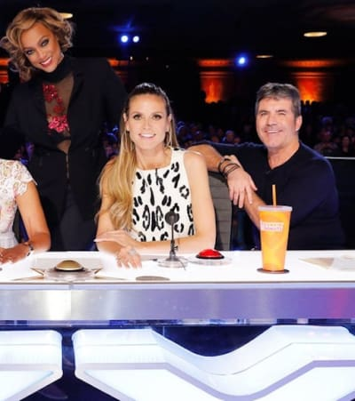 America's Got Talent Trio Photo