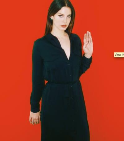 Lana Del Rey Tweet
