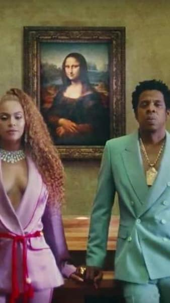 Jay-Z and Beyonce Together