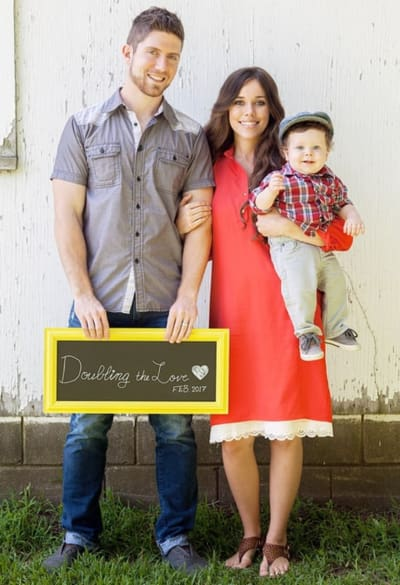Jessa, Ben, Spurgeon and Baby Bump