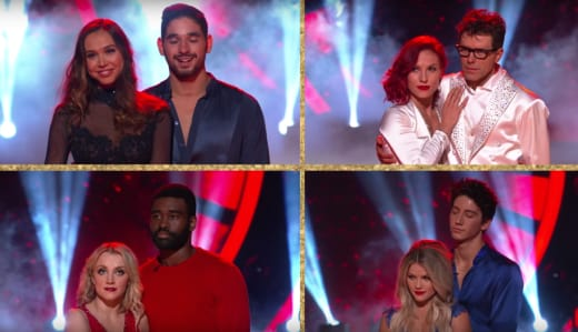 Dancing with the Stars Season 27 Final Four