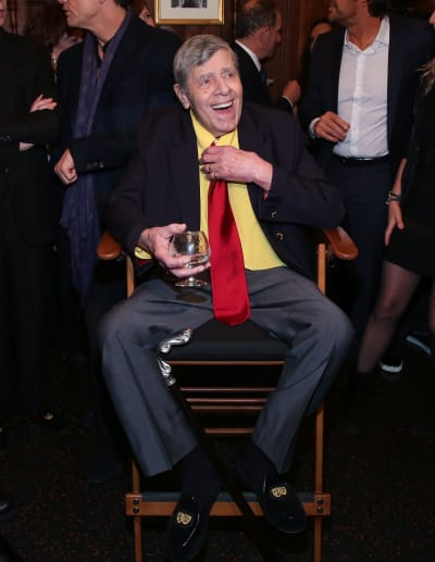 Jerry Lewis Image