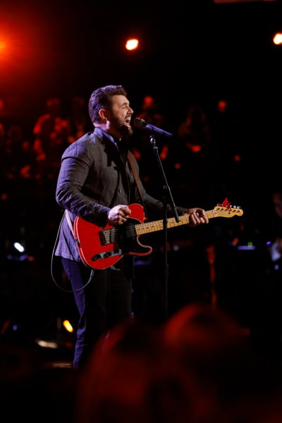 Pryor Baird on The Voice Season 14