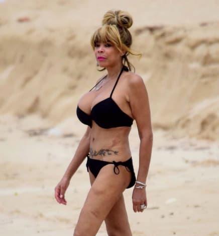 Wendy Williams Bikini Photo