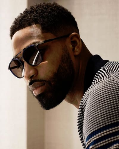 Tristan Thompson in Shades