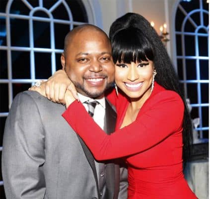Nicki Minaj, Jelani Maraj Photo
