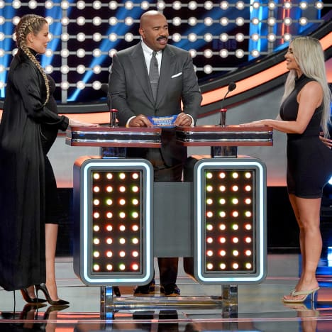 Literal Family Feud