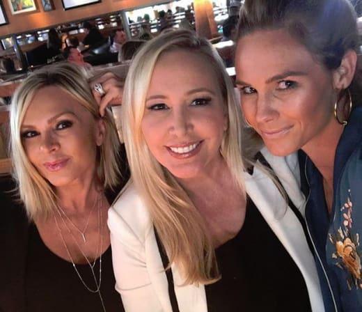 Tamra Judge, Shannon Beador, Meghan Edmonds