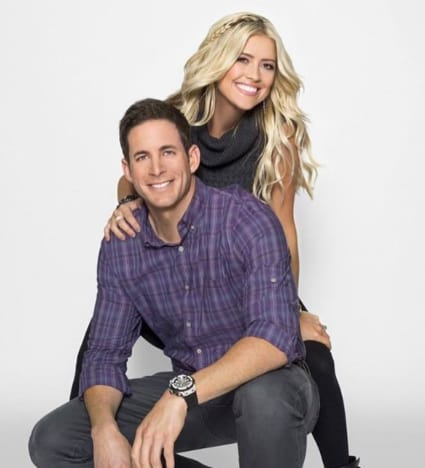 Tarek El Moussa and Christina El Moussa for HGTV