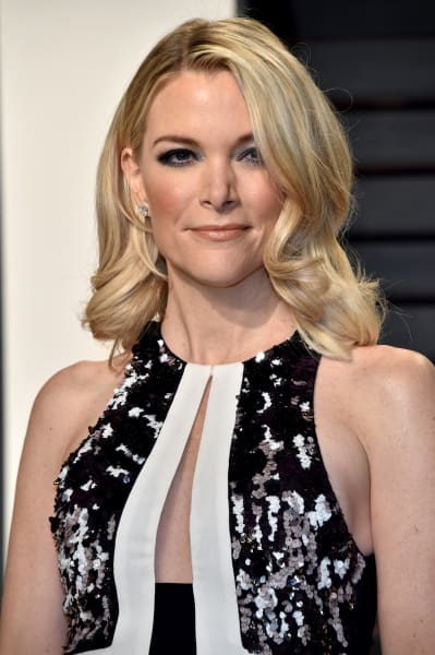 Megyn Kelly at Oscars Party