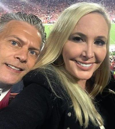 David and Shannon Beador, Sports Photo