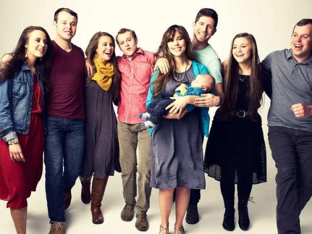 Duggars counting on cast photo