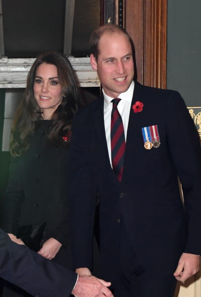 Prince William and Kate Middleton Together