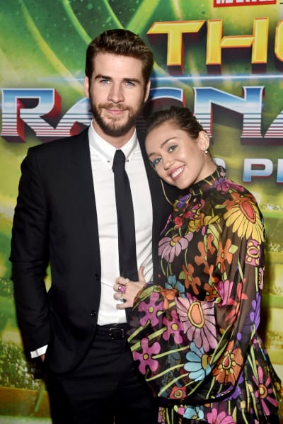 Liam Hemsworth and Miley Cyrus are Together