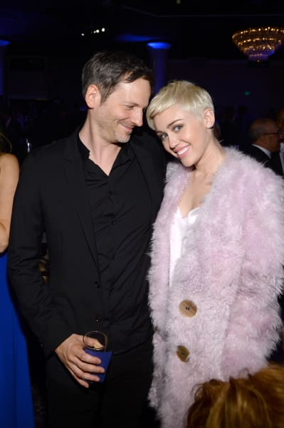 Dr. Luke and Miley