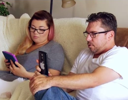 Amber and Matt Baier on Teen Mom: OG