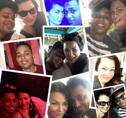 Molly and Luis, Couples Collage