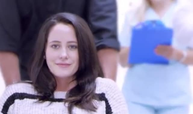 Jenelle evans in commercial