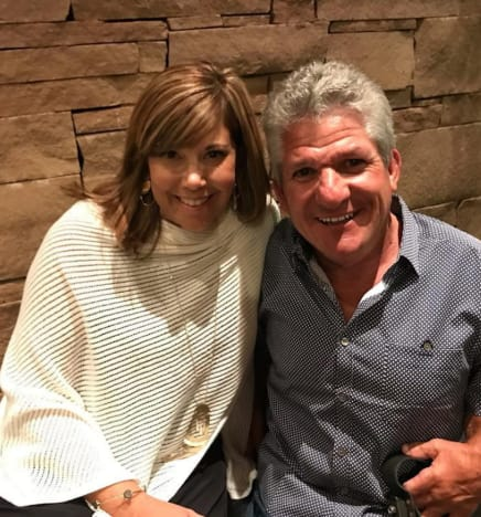 Caryn Chandler and Matt Roloff
