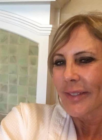 Vicki Gunvalson Selfie: Pamper Yourself!