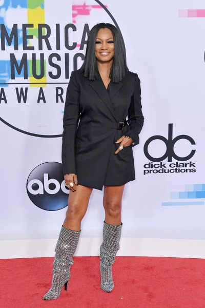 Garcelle Beauvais at 2017 AMAs