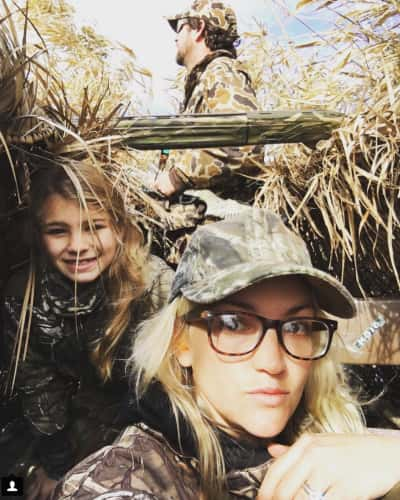 Jamie Lynn Spears, Daughter Pic