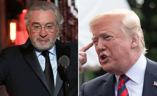 Robert DeNiro-Donald Trump