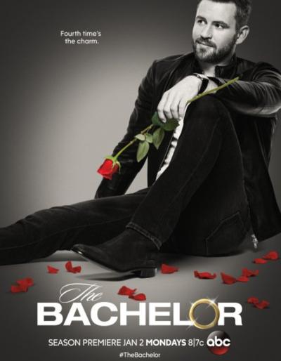 Nick Viall Bachelor Poster