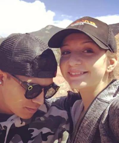 Monalisa Perez, Boyfriend