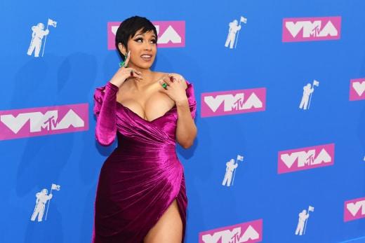 Cardi B at 2018 VMAs