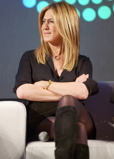 Jennifer Aniston in Glasses Photo