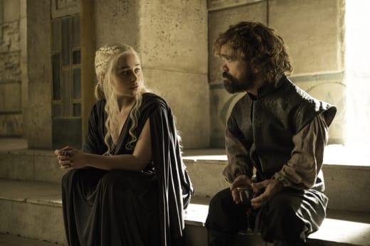Tyrion & Daenerys