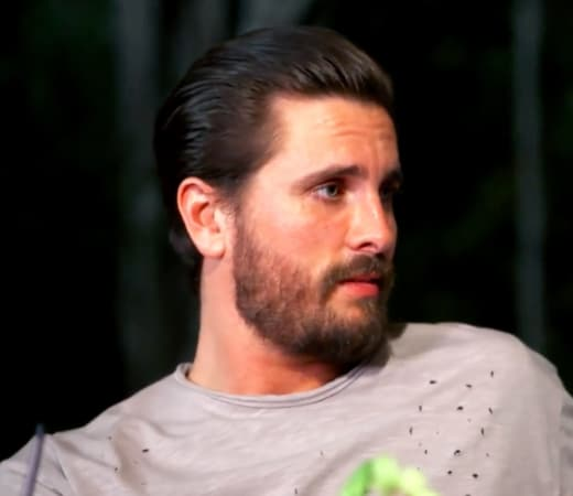 Scott Disick Under Fire