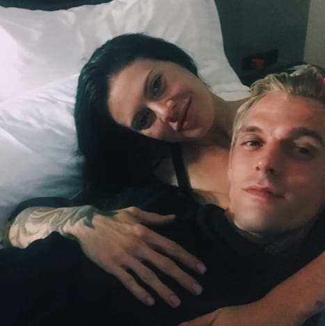 Aaron Carter, Madison Parker